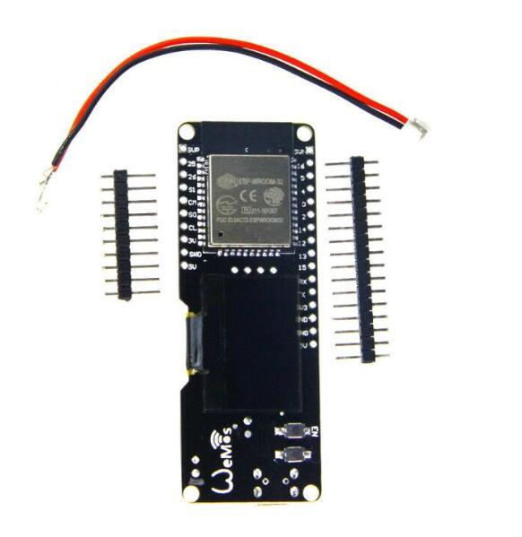 Lolin ESP32 OLED Module For Arduino ESP32 OLED WiFi + Bluetooth Dual ESP-32 ESP-32S ESP8266 OLED Module Board