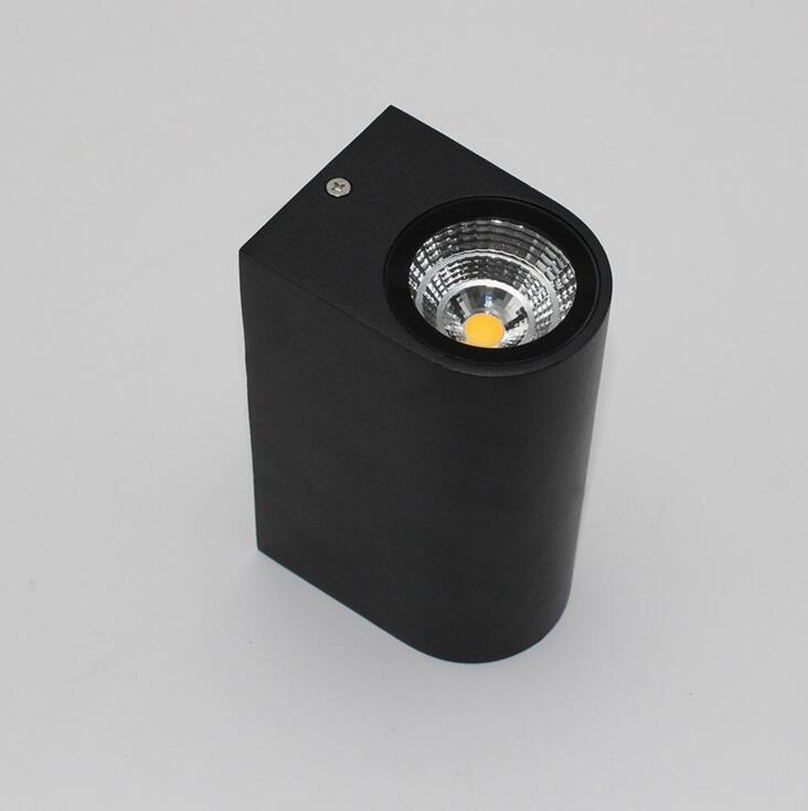 Dupla 2X7W COB LED fali lámpák divat lámpa modern rövid - Beltéri világítás