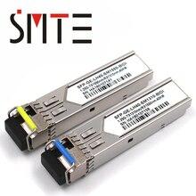 1.25G TX1310nm/RX1550nm TX1550nm/RX1310nm 20KM SC DDM for HUAWEI BIDI single mode single fiber SFP