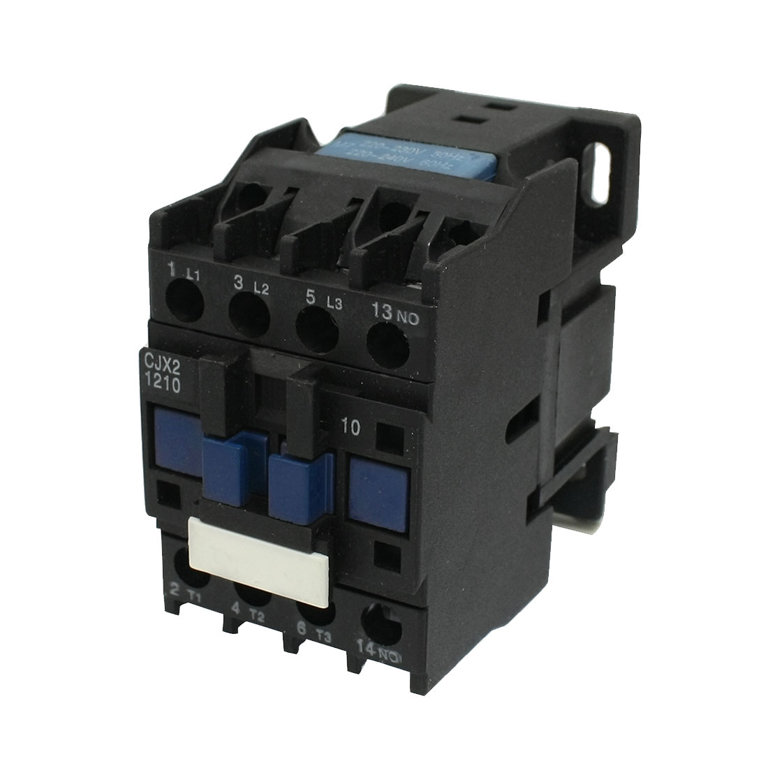 Cjx2 1210 Ac Contactor 25a 3 Poles One No 220 230v 50hz Coil In Phase Wiring Contactors From Home Improvement On Alibaba Group