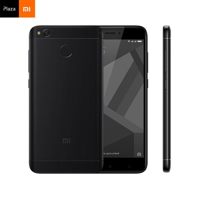 Spanish version Xiaomi Redmi 4X smartphone 3GB RAM 32GB ROM Snapdragon 435 Octa Core 13.0MP Camera 4100mAh 5''HD Fingerprint