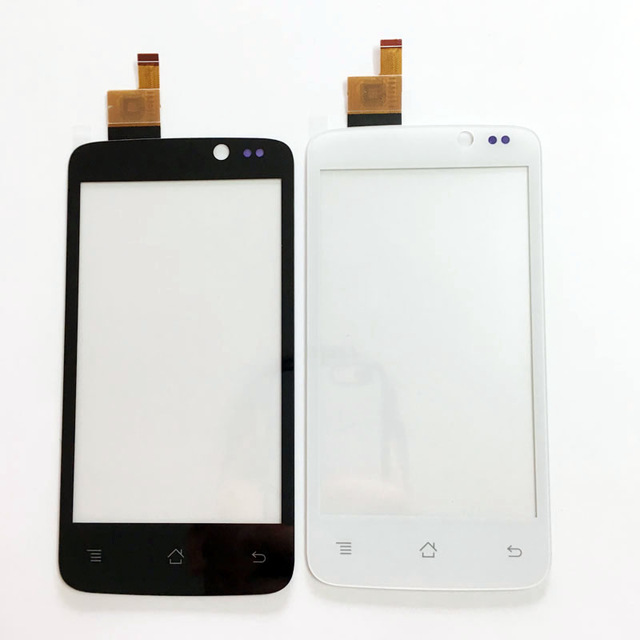 Vannego Touch Screen Digitizer For Fly IQ447 IQ 447 ERA Life1 Front Glass Panel Touchscreen Sensor Glass