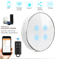 Kinco Smart WIFI Home Security Alarm APP System Works With Alexa Google Home Voice Control Smart