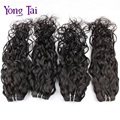 Бразильский Волна Воды Бразильского Виргинские Волос Ocean Weave 4 шт. лот Yongtai Девственные Волосы Компании Мокрый и Волнистые Человеческих Волос Weave расслоение