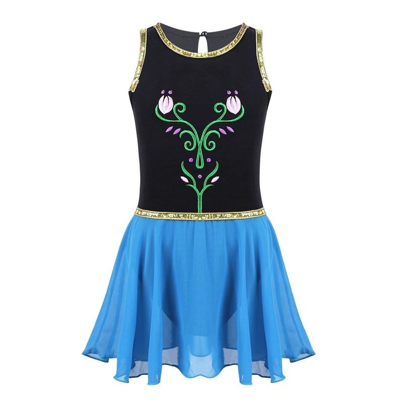 Luggage & Bags Inlzdz 4-12t Kids Girls Ballet Dance Leotard Dress Sleeveless Princess Fancy Costume Toddler Gymnastic Swimsuit For Dancing Perfect In Workmanship