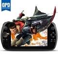 """7 """"RK3288 Quad Core Игровая Приставка Игрока tablet pc GPD Q9 геймпад Android 4.4 2 Г RAM 16 ГБ 1024*600 IPS Ручные Игры игроки"""