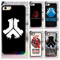 Defqon 1 fashion case for iphone 4 4s 5 5s SE 5c для 6 и 6 плюс 6 S & 6 S плюс 7 7 плюс
