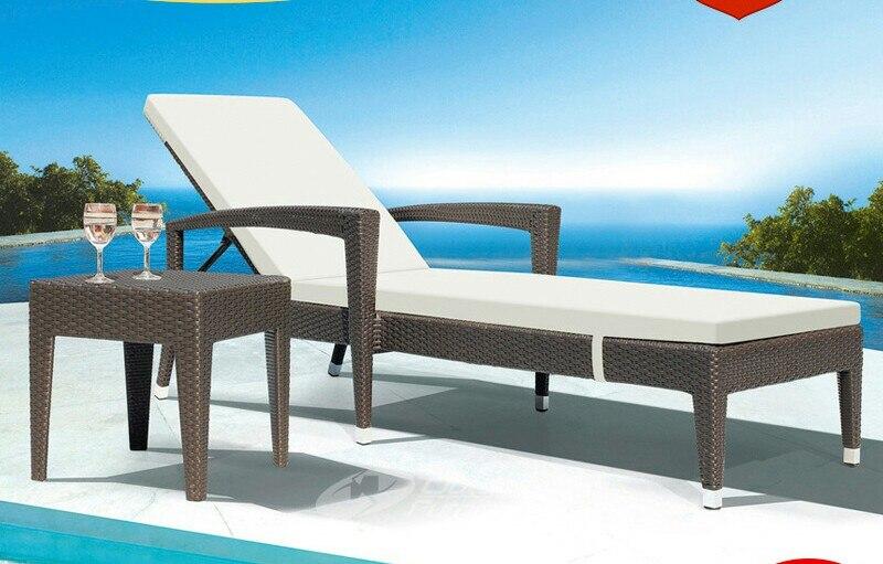 Ligstoelen outdoor meubels meubels zwembad dek stoel mode strand