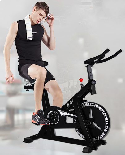 Home Spinning Bicycle Ultra-Quiet Exercise Bike Indoor Sports Bicycle Bicycle Exercise Bike