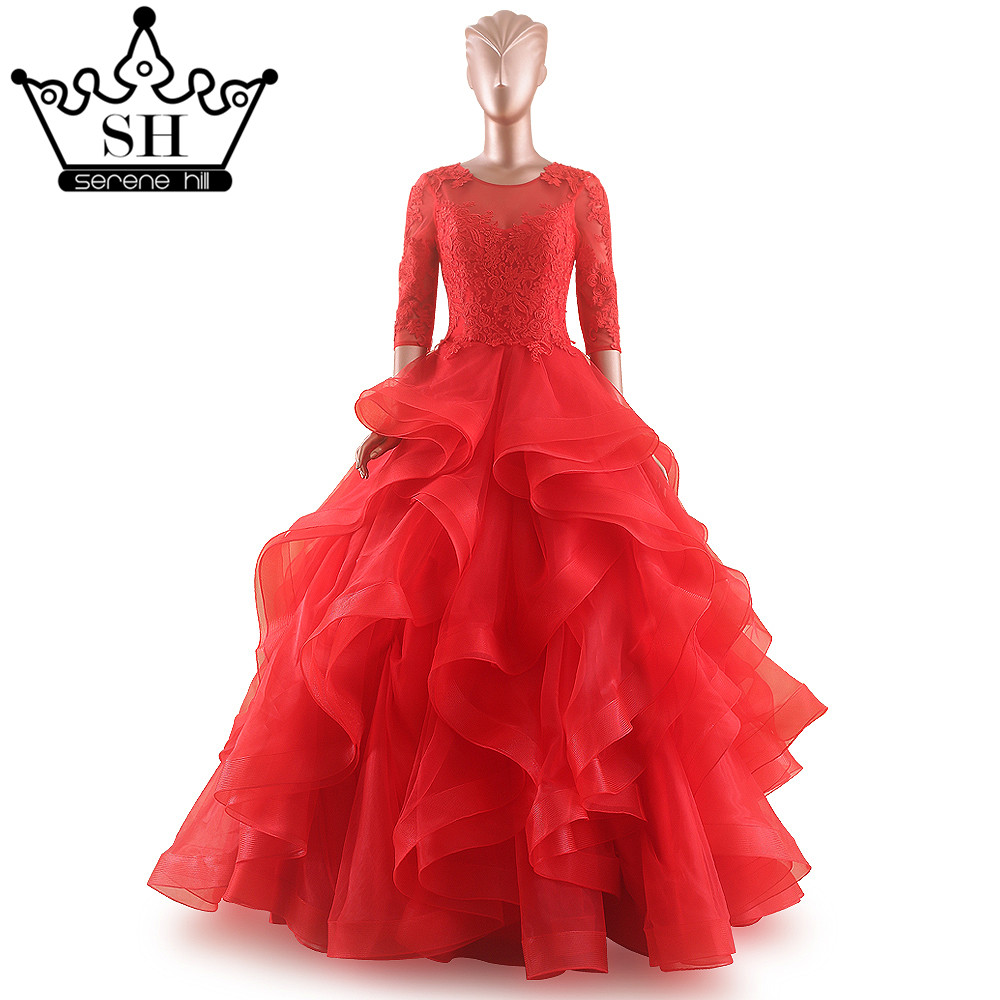 High quality wholesale big brides dresses from china big for Big red wedding dresses