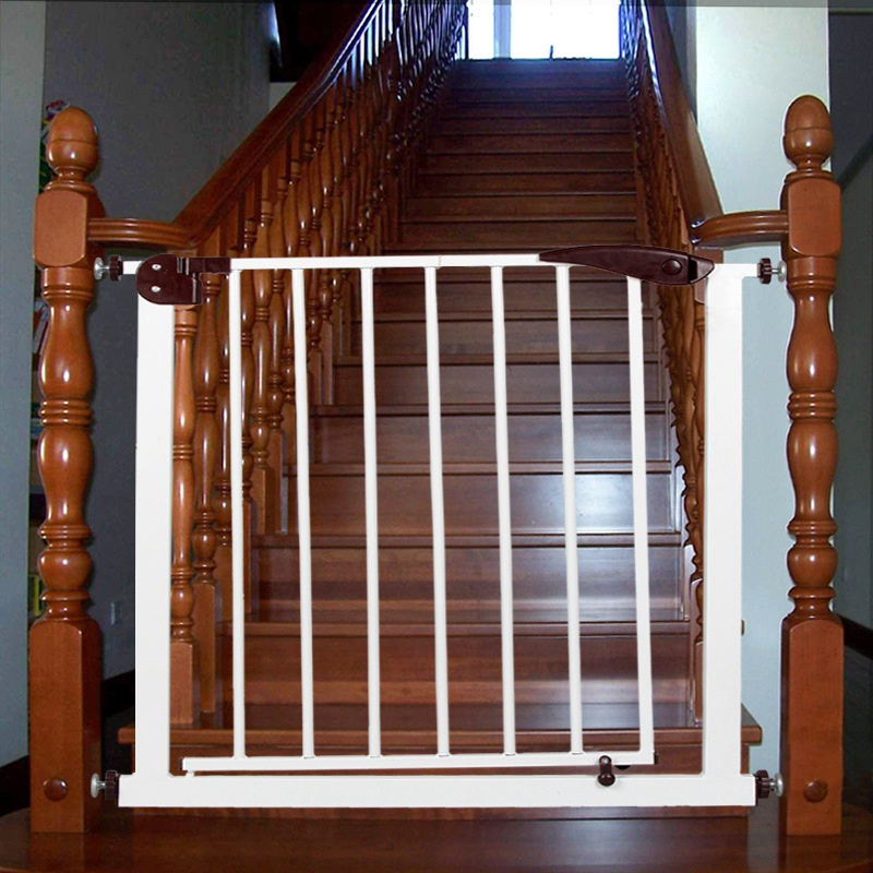 Good Quality Safety Barriers for Children Stair Barrier Safety Barrier Fence Pets Isolation Gate Toddler Stairs Protective Fence