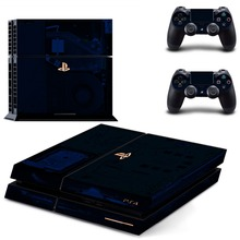 500 Million Limited Edition PS4 Skin Sticker Decal for Sony PlayStation 4 Console and 2 controller skins PS4 Stickers Vinyl стоимость