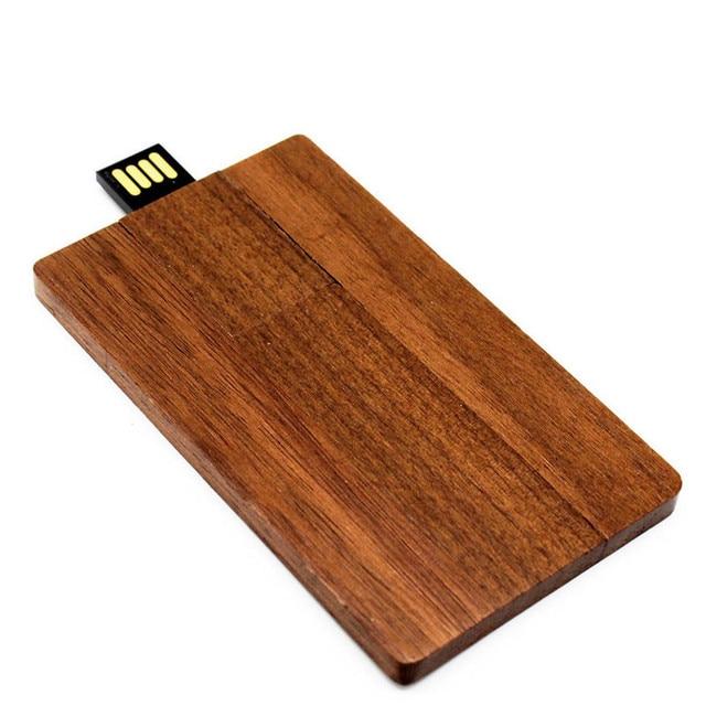 LOGO block USB Flash Drive wood pendrive USB Flash Drives