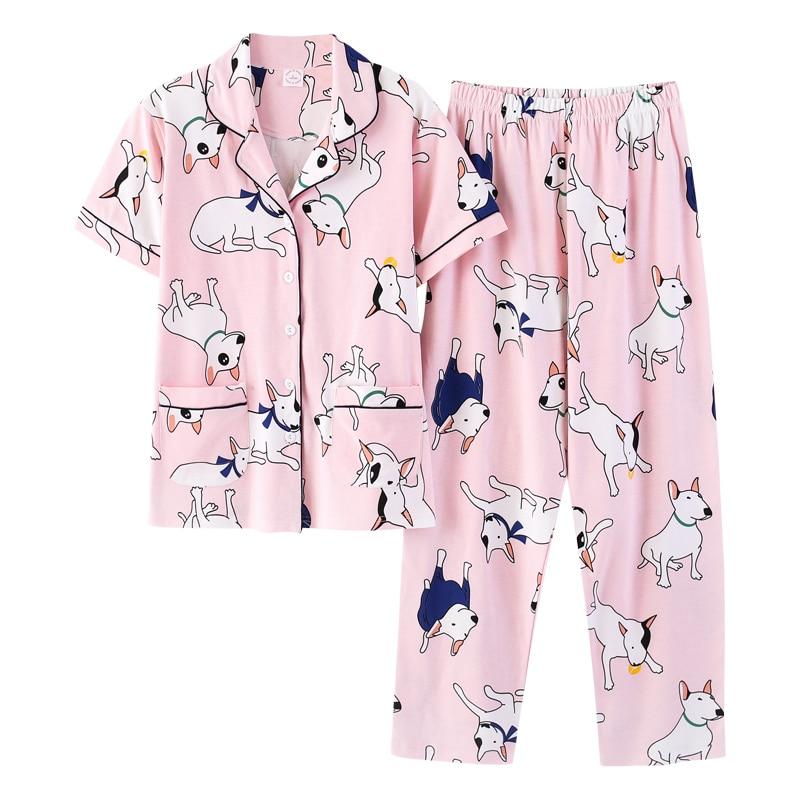 d77827459368 Detail Feedback Questions about HOt Sale Summer Cotton Pyjamas Women ...