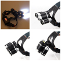 6000 Lumens LED Headlight XM-L T6 2R5 LED Head Light 4 Modes Headlamp Lantern Hunting Head Flashlight