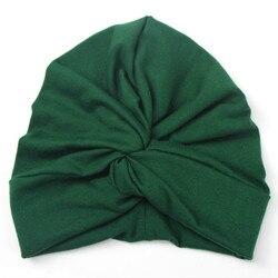 2018 Bebe шапка с мягким крестом, шапка-тюрбан в индийском стиле с крестиком и цветами, Детская скручивающая шапка, детские шапки, милые аксессуа...