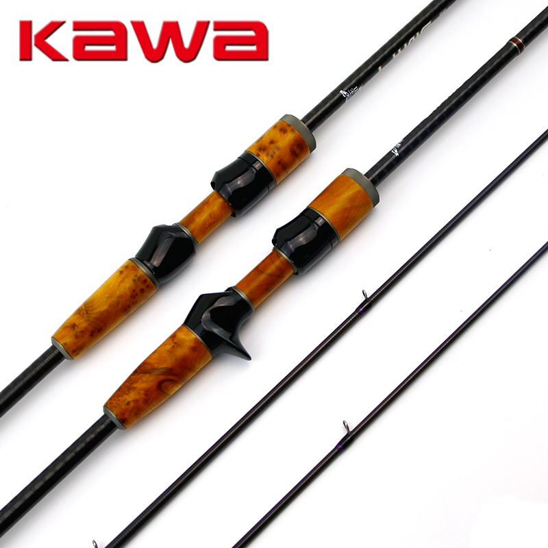 KAWA New Fishing Rod,MH/ M/ ML/L fast Action, Casting Spinning rod, FUJI A Guider and Fuji wheel seat,FREE SHIPPING