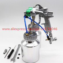 Spray-Gun Chrome-Plating Dual-Heads Color-Silvering Nano Hot-Sales