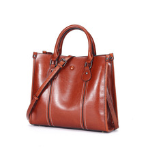luxury handbags for 2019 A new style of leather lady's bag and cowhide handbag with a fashionable diagonal shoulder bag