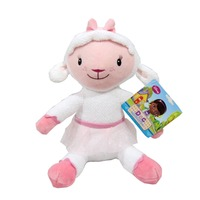 Lambie Plush Toys Big Size Doc McStuffins Plush Toys Lambie Sheep 38cm