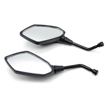 1pair for Motorcycle Mirror motorbike e Mirrors Universal  Rearview 8mm 10mm For SUZUKI DL650 V-STROM GSX 600F/750F KATAN