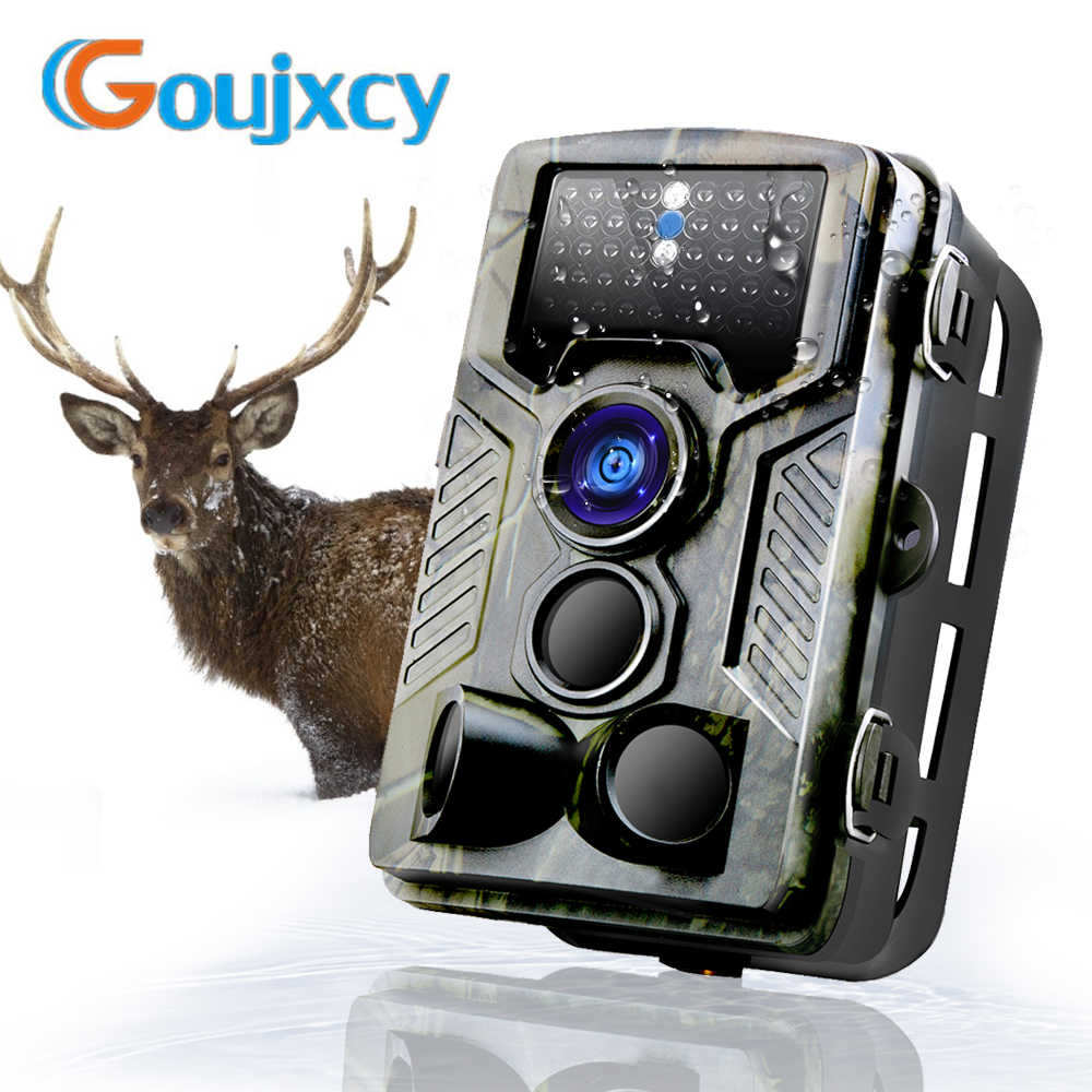 HC 800A Hunting Trail camera 850nm IR LED night version for animal photo traps 1080P HD