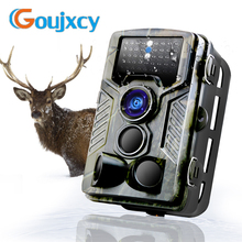 HC-800A Hunting Trail camera 850nm IR LED night version for animal photo traps HC800A 1080P HD Digital scout forest wild cameras