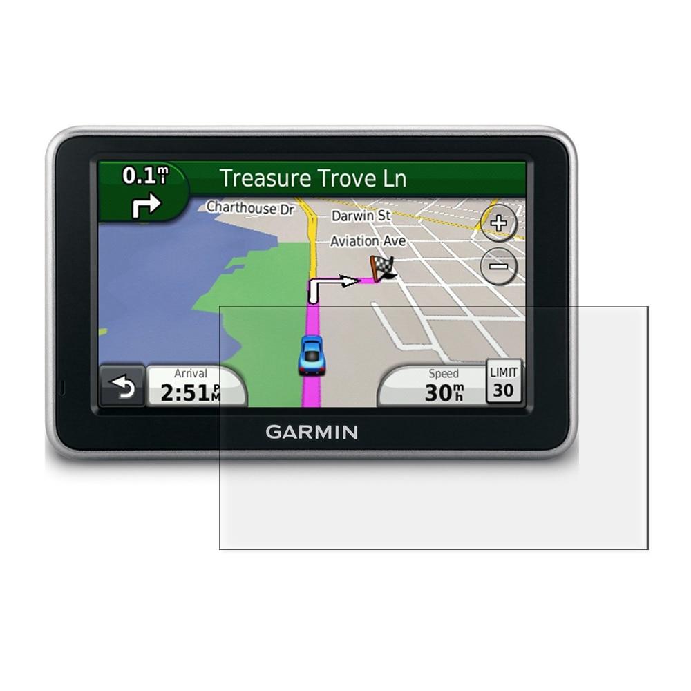 3x kratzfeste LCD-Displayschutzfolie für Garmin Nuvi 2460 LT LMT - Handy-Zubehör und Ersatzteile