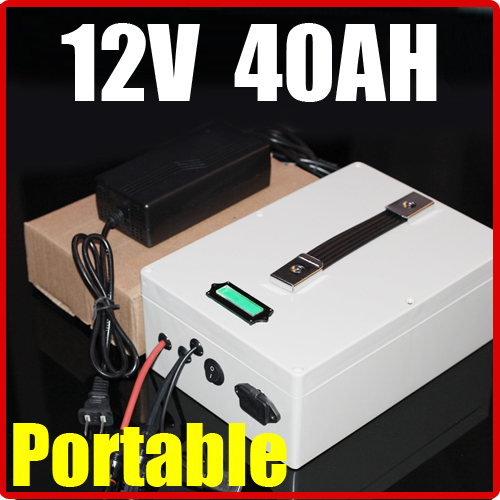 Lithium Ion Car Battery >> Us 240 09 10 Off 12v 40ah Solar Li Ion Battery 1000w Lithium Ion Electric Bicycle Scooter Golf Car Battery Pack In Electric Bicycle Battery From