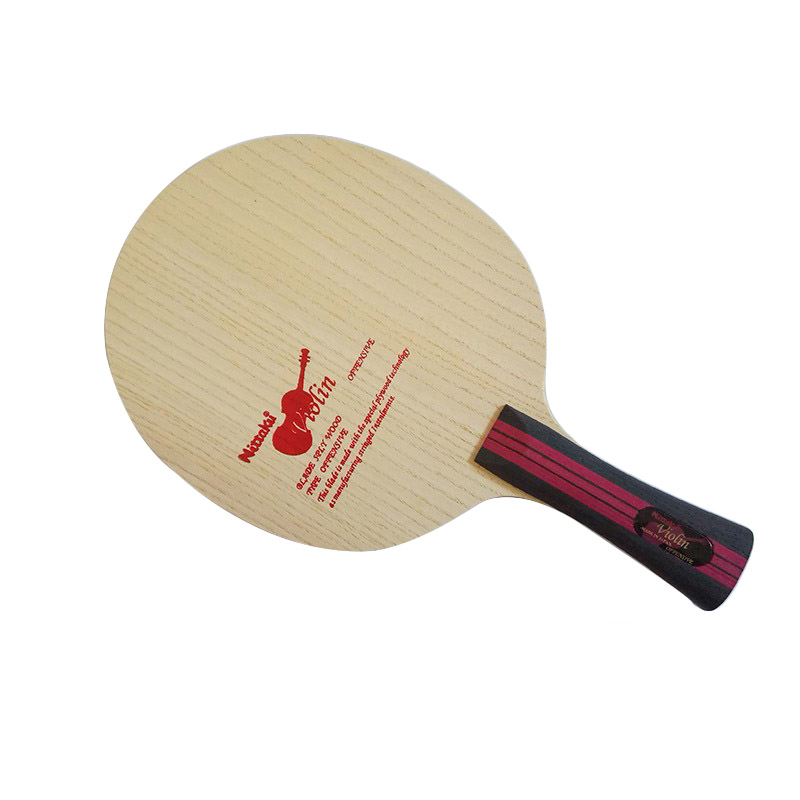 NITTAKU Violin Table tennis bat pingpong blade base paddle freeshipping table tennis racket font b racquet