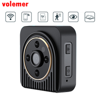 Mini Camera H5 720P Camera Wifi P2P IP Camera Night Vision Mini Camcorder DV Voice Video
