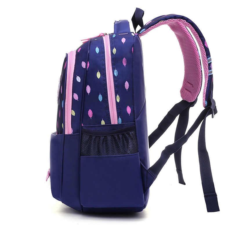 Детские школьные сумки для девочек, рюкзаки для начальной школы, детские школьные сумки, детские рюкзаки принцессы, рюкзаки sac enfant