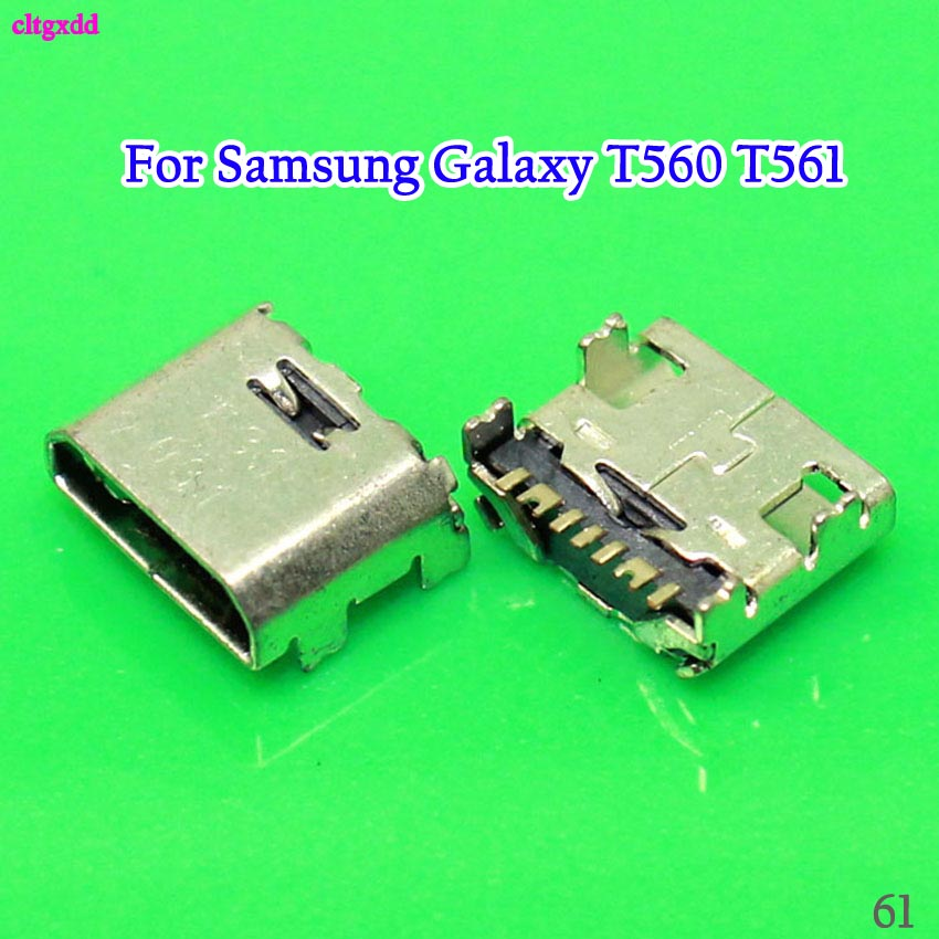 10PCS/Lot Micro USB Charge Dock Socket Jack For Samsung Galaxy Core Prime G360 G361F Tab E T560 T561 Charging Port Connector