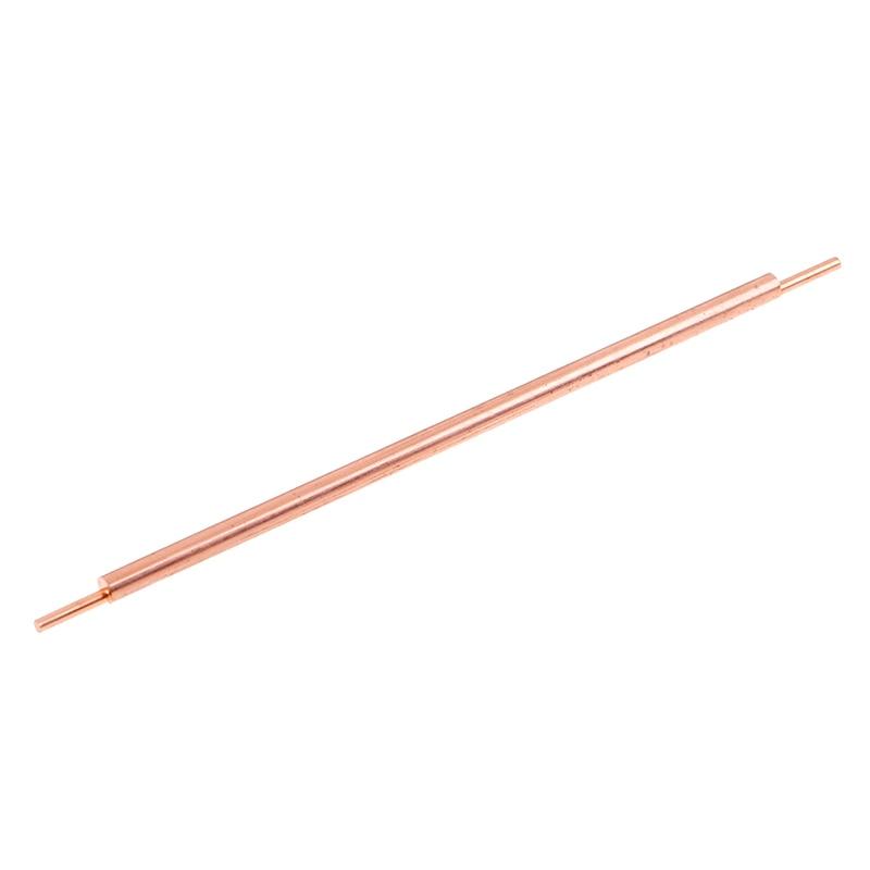 1pc Lithium Battery Spot Welder Electrode Tip Welder Spot Welding Pin Welding Accessories Alumina Copper Welding Feet