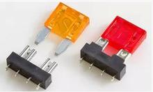 Small car fuse holder PCB board sold small even clip seat car seat even trumpet trumpet Insur Slide