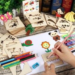 100 Adet bebek oyuncakları Çizim Oyuncaklar Boyama Kurulu Çocuk Yaratıcı Doodles Erken Öğrenme Eğitim Oyuncak Erkek Kız Öğrenmek Çizim Araçları