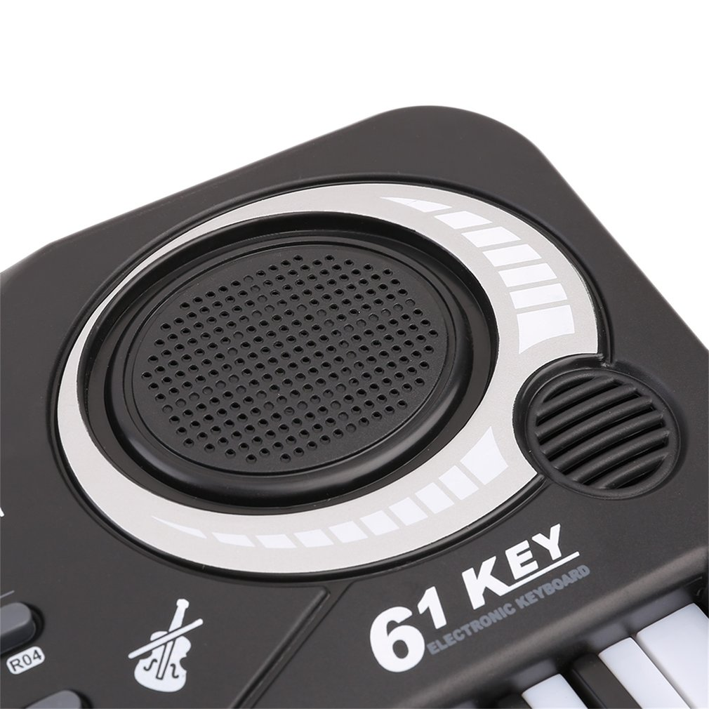 de música digital teclado eletrônico placa brinquedo