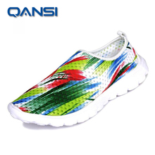 Foot wrapping! New 2016 Fashion mix color women casual shoes personalized hand-painted flats comfort footwear Normal size 36-40
