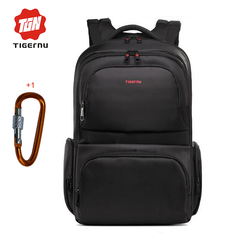 Hot sell Multifunctional Laptop Backpack 15.6 inch School bag shoulder bag mochila Business Travel Backpack bags Free Gift meterk black