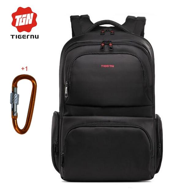 f96749033f Hot sell Multifunctional Laptop Backpack 15.6 inch School bag shoulder bag  mochila Business Travel Backpack bags Free Gift