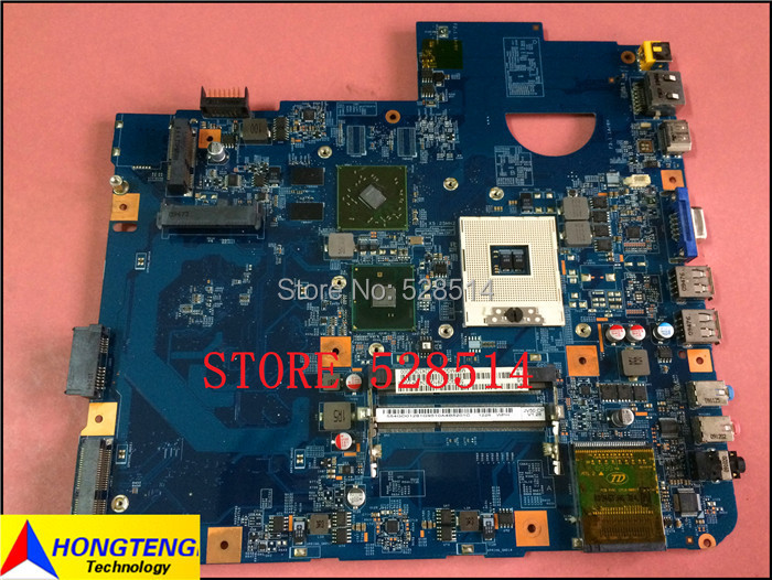 Laptop Motherboard For Acer 5740 5740G 48.4GD01.01M MBPMG01001 Mainboard HM55 chipset card  fully tested & working perfect