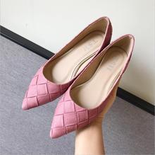 fashion  Women's shoes comfortable flat shoes New arrival flats  -603-3-  Flats shoes large size Women shoes