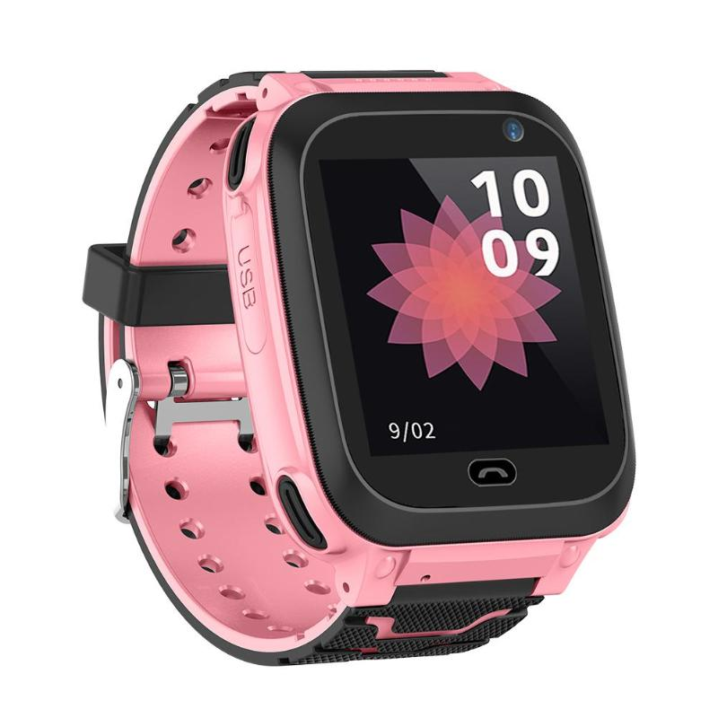 Children Gps Tracker Watch Location Waterproof Touch Screen Ios Android Baby Smart Watches Monitoring Camera Kids Wristwatch E7k Sturdy Construction Back To Search Resultswatches