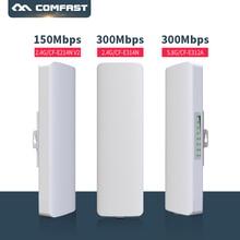 3 Type ,2.4G, pont extérieur de CPE de 5G 150Mbps et 300Mbps prolongateur de Signal de longue portée point daccès extérieur sans fil AP 14Dbi