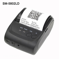 Gratis SDK Wireless Android Bluetooth Thermische Printer 58mm Mini Bluetooth Thermische Printer-Bluetooth Android