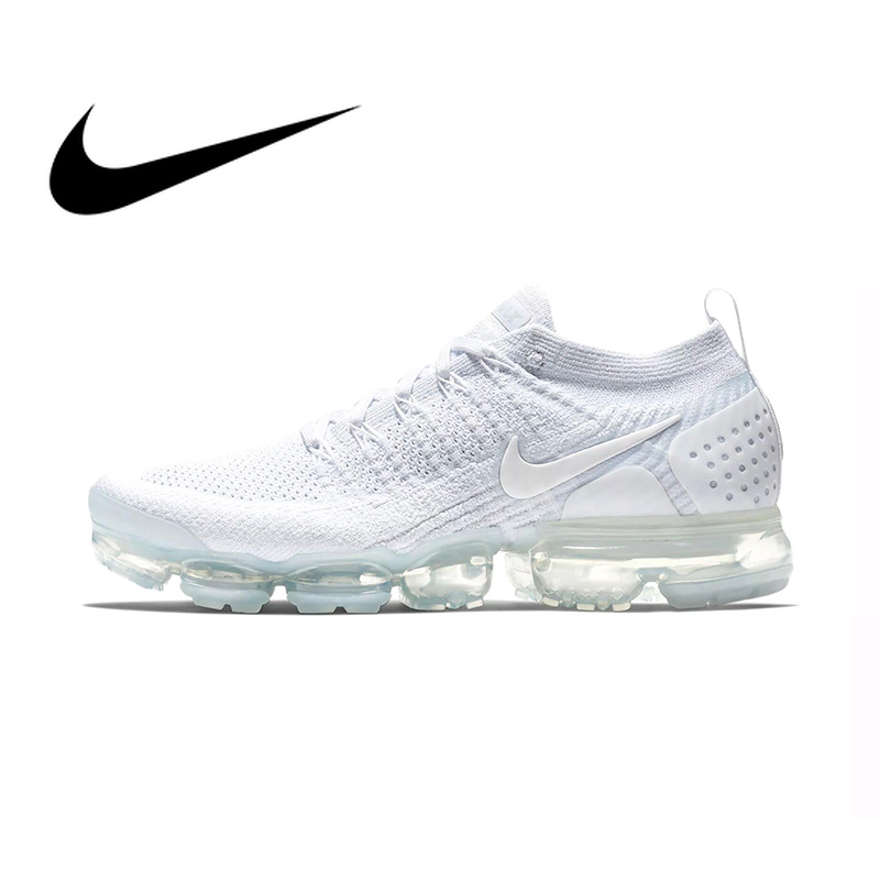 Nike Air VaporMax Flyknit 2.0 Mens Breathable Running Shoes Athletic Designer Footwear Walking Massage Sport Outdoor SneakersNike Air VaporMax Flyknit 2.0 Mens Breathable Running Shoes Athletic Designer Footwear Walking Massage Sport Outdoor Sneakers
