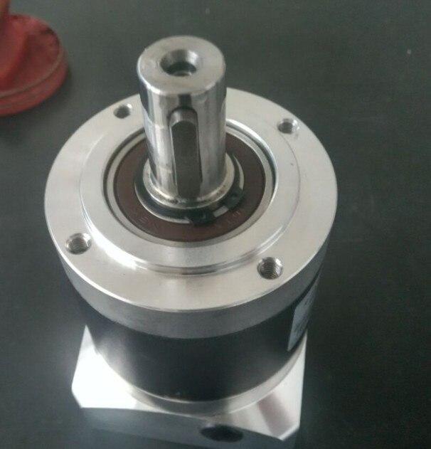 60 round flange servo motor reducer length 63 mm ratio 9:1 12:1 15:1 16:1 20:1 25:1 30:1 32:1 40:1 50:1 can choose 1 1 9l