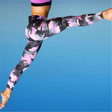 Здесь можно купить   Europe Russia Brave Women Camouflage Print Slim thin Leggings lady Beach fitness casual Elastic Package hip sexy Colorful Pants Women