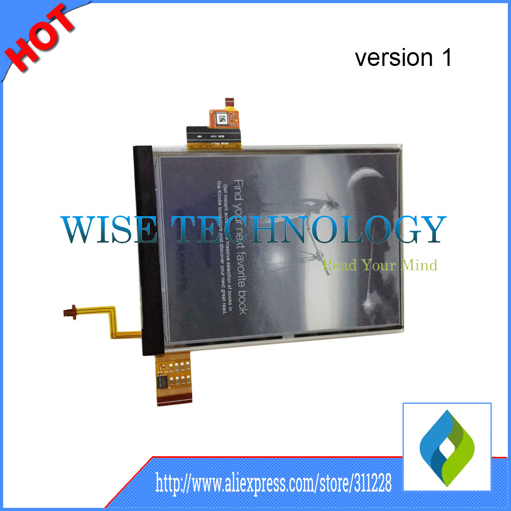 High Quality 6 inch LCD ED060XD4 LF C1 for kindle PAPERWHITE2 PAPERWHITE 2 ebook eink lcd