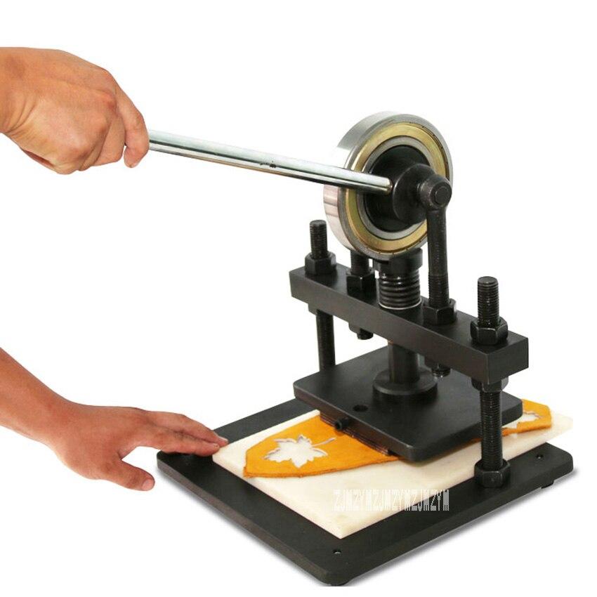20x14cm Single Wheel Manual Die Cutting Machine Photo ...